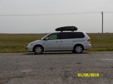 Honda Lagreat 2002 отзыв автора | Дата публикации 28.09.2012.