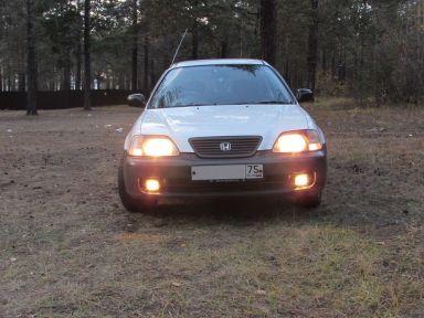 Honda Partner, 2003