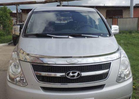 Hyundai Grand Starex 2012 - отзыв владельца