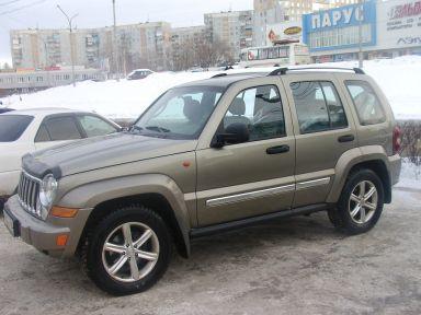 Jeep Cherokee 2005 отзыв автора | Дата публикации 22.12.2015.