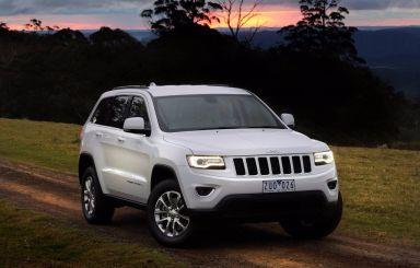 Jeep Grand Cherokee, 0