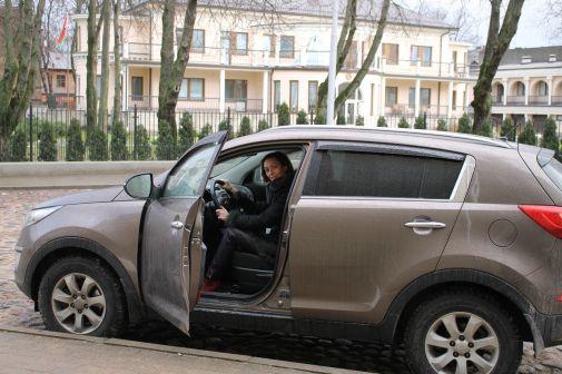 Kia Sportage  - отзыв владельца