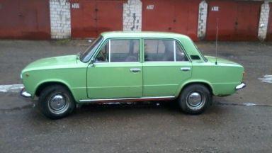 Лада 2101, 1982