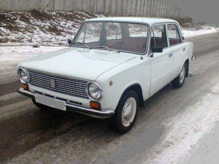 Лада 2101 1978 - отзыв владельца