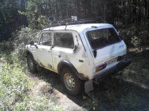 Лада 4x4 2121 Нива, 1987