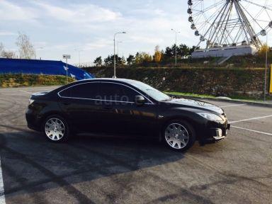Mazda Mazda6 2007 отзыв автора   Дата публикации 09.12.2015.