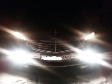 Mercedes-Benz C-Class 2008 - отзыв владельца