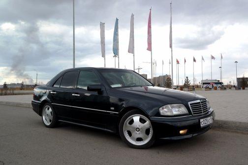 Mercedes-Benz C-Class 1995 - отзыв владельца