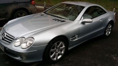 Mercedes-Benz SL-Class, 0
