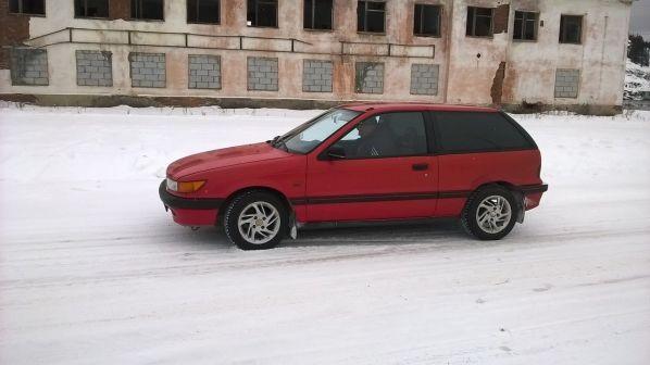 Mitsubishi Colt 1990 - отзыв владельца