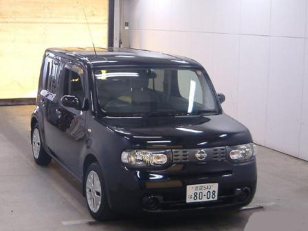 Nissan Cube 2010 - отзыв владельца