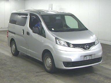 Nissan NV200 2010 отзыв автора | Дата публикации 25.06.2014.