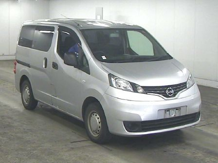 Nissan NV200 2010 - отзыв владельца