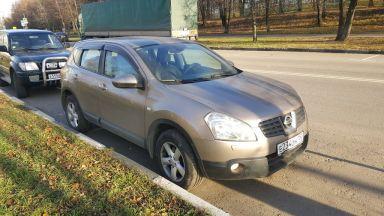 Nissan Qashqai 2007 отзыв автора | Дата публикации 05.12.2015.