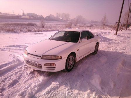 Nissan Skyline 1997 - отзыв владельца
