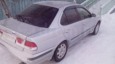 Nissan Sunny, 2000
