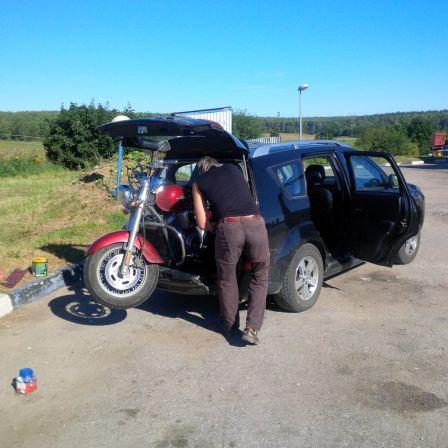 Peugeot 4007 2012 - отзыв владельца