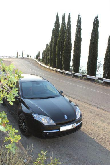 Renault Laguna 2010 отзыв автора | Дата публикации 01.12.2015.
