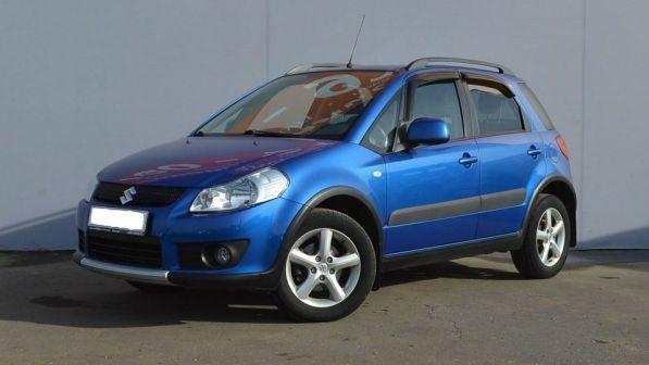 Suzuki SX4 2008 - отзыв владельца