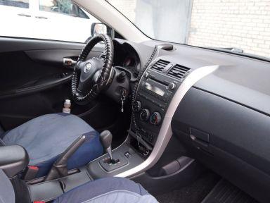Toyota Corolla, 2008