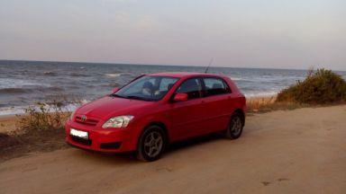 Toyota Corolla 2007 отзыв автора | Дата публикации 07.12.2015.
