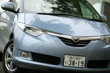 Toyota Estima, 2007
