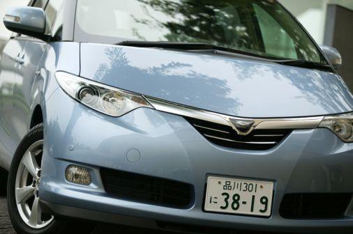 Toyota Estima 2007 - отзыв владельца