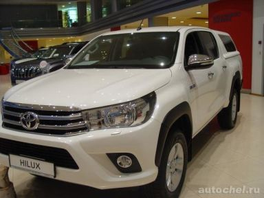 Toyota Hilux Pick Up, 0