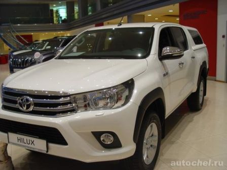 Toyota Hilux Pick Up  - отзыв владельца