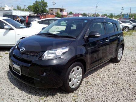 Toyota ist 2012 - отзыв владельца