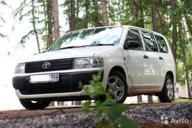 Toyota Probox 2003 отзыв автора | Дата публикации 29.12.2015.