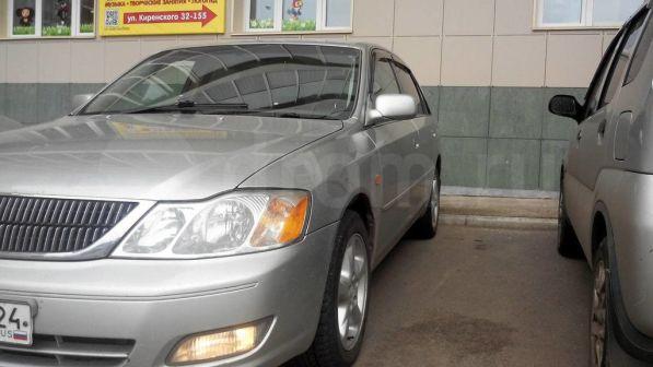 Toyota Pronard 2000 - отзыв владельца