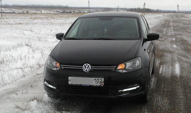Volkswagen Polo 2013 отзыв автора | Дата публикации 29.12.2015.