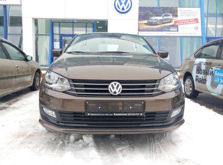 Volkswagen Polo  - отзыв владельца