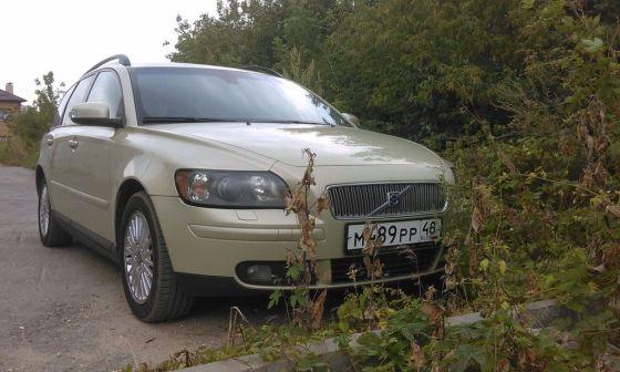 Volvo V50 2007 - отзыв владельца