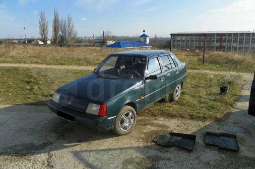 ЗАЗ Славута 2005 - отзыв владельца