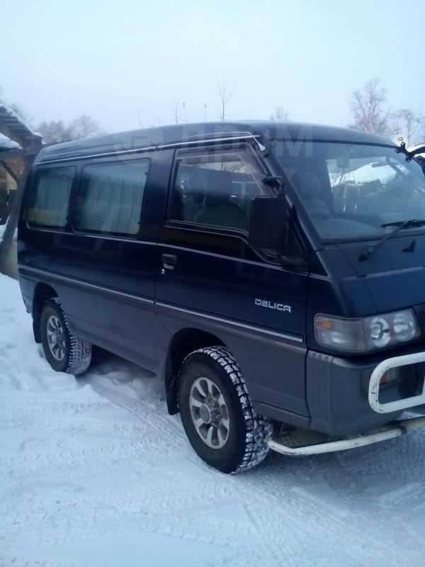 Mitsubishi Delica, 1997 год, 320 000 руб.