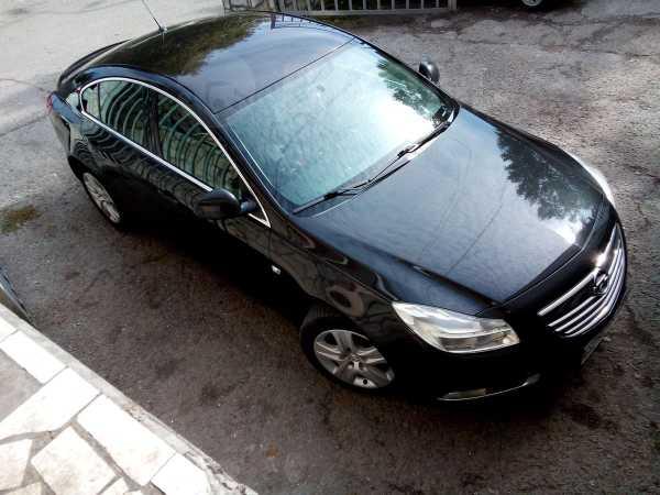 Opel Insignia, 2011 год, 735 000 руб.