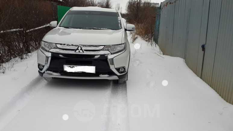 Mitsubishi Outlander, 2015 год, 1 340 000 руб.