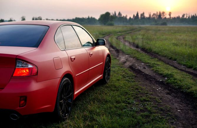 Subaru Legacy, 2007 год, 629 000 руб.