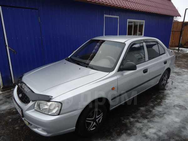 Hyundai Accent, 2007 год, 247 700 руб.