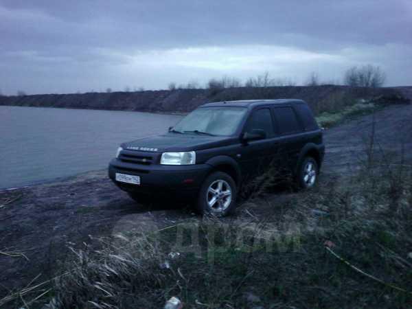 Land Rover Freelander, 2002 год, 250 000 руб.
