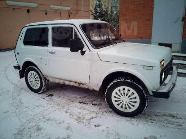 Лада 4x4 2121 Нива, 1990 год, 120 000 руб.