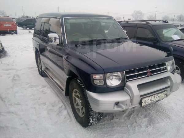 Mitsubishi Pajero, 1999 год, 510 000 руб.