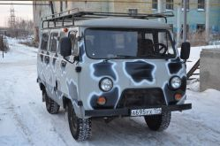 Новосибирск Буханка 2005