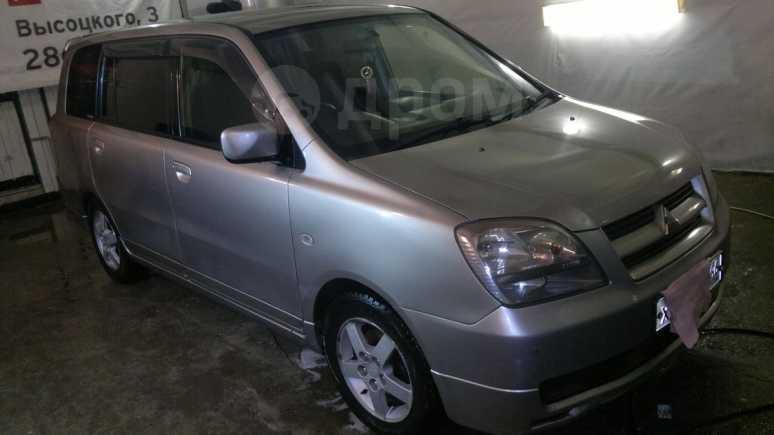 Mitsubishi Dion, 2002 год, 200 000 руб.