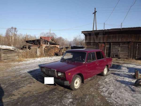 Лада 2107, 1996 год, 65 000 руб.