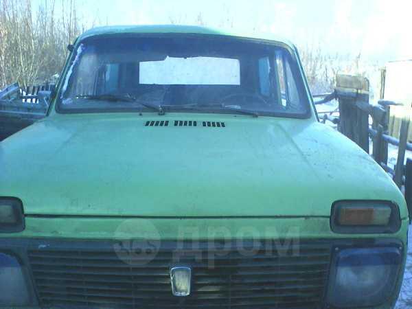 Лада 4x4 2121 Нива, 1984 год, 40 000 руб.