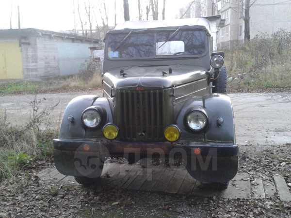 ГАЗ 69, 1972 год, 80 000 руб.
