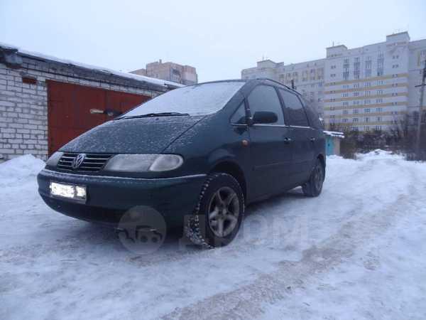 Volkswagen Sharan, 1999 год, 165 000 руб.